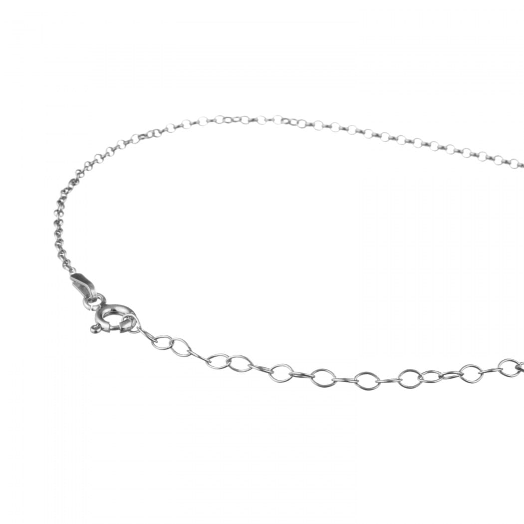 Necklace Leo in Silver