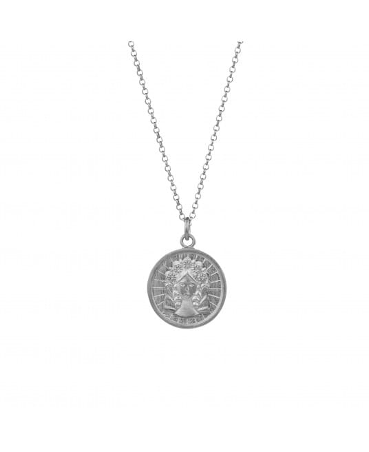 Necklace Virgo in Silver