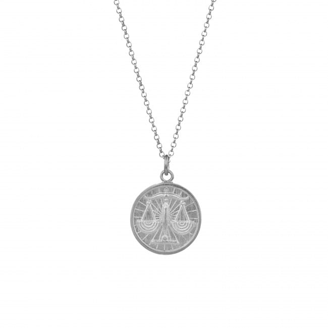 Necklace Libra in Silver