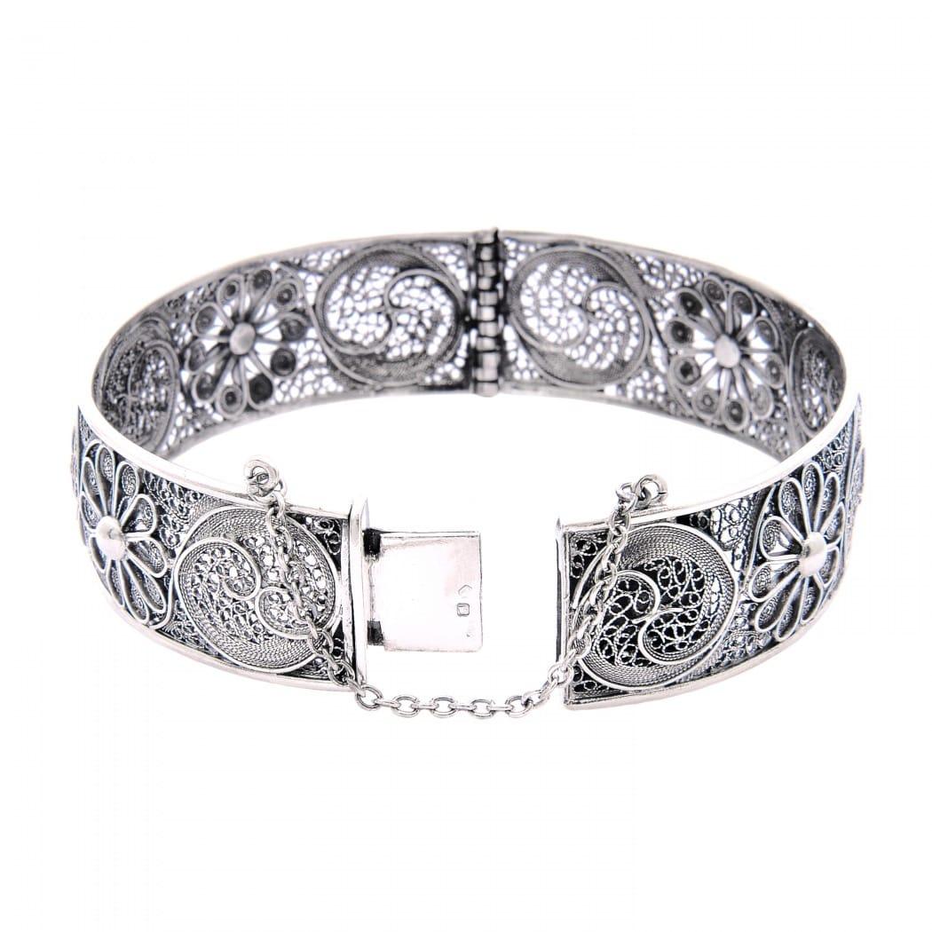 Bracelet Ciclo in Silver