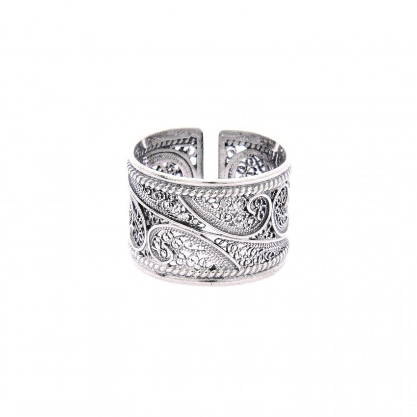 Ring Filigree in Silver