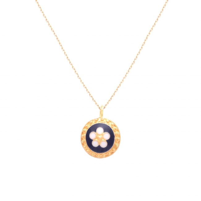 Necklace Caramujo in 19,2Kt Gold