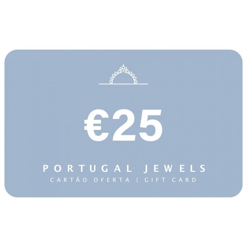 Cartão Oferta Digital 25€