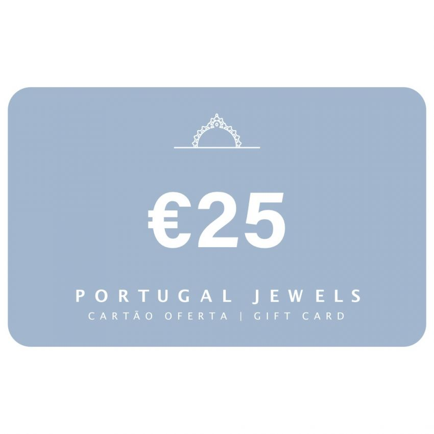 Digital Gift Card 25€