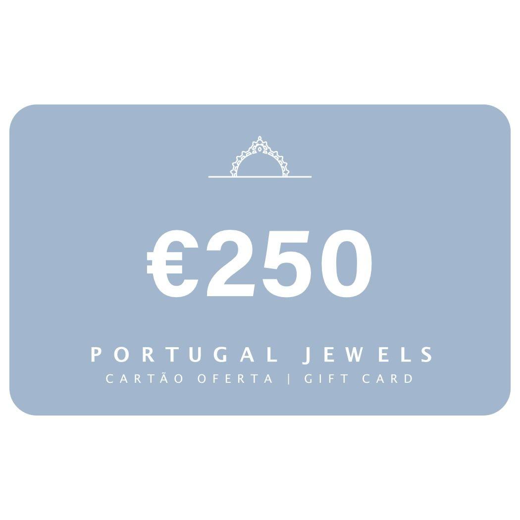Digital Gift Card 250€