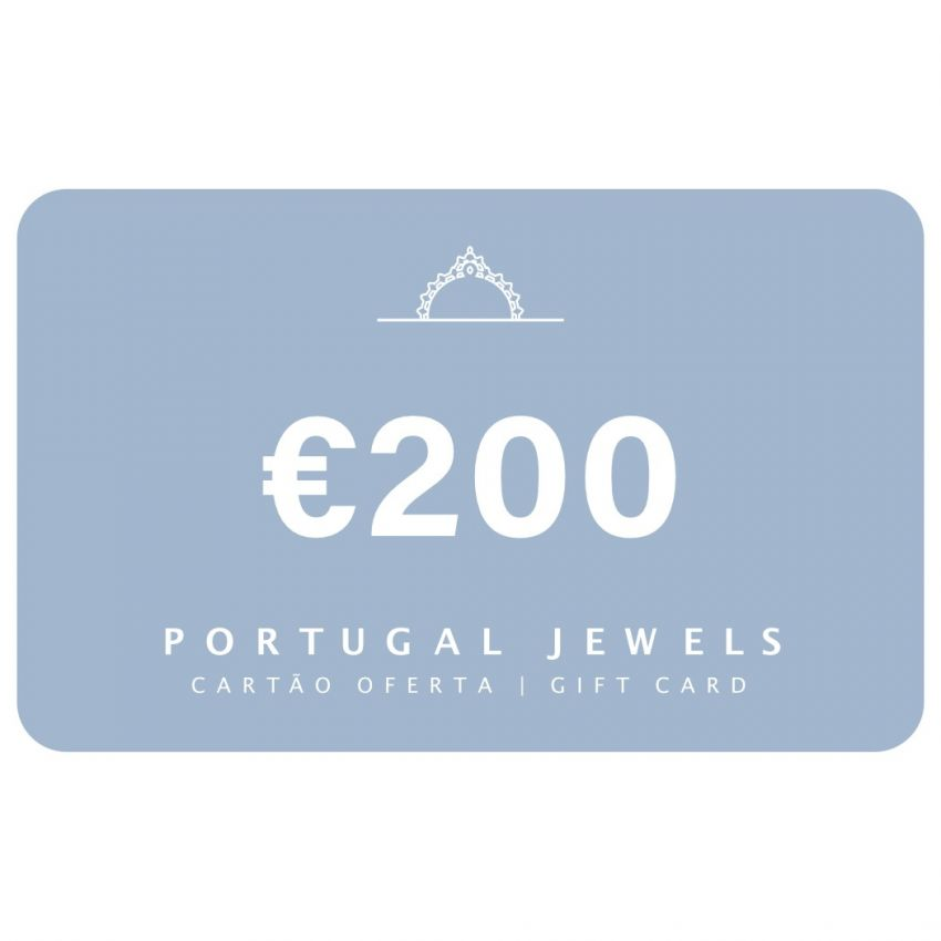 Digital Gift Card 200€