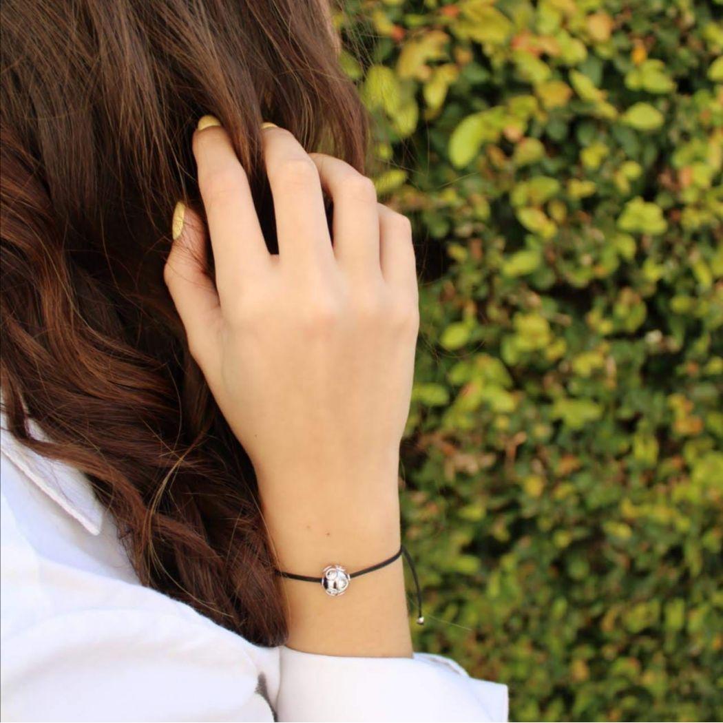 Bracelet Viana´s Conta in Silver