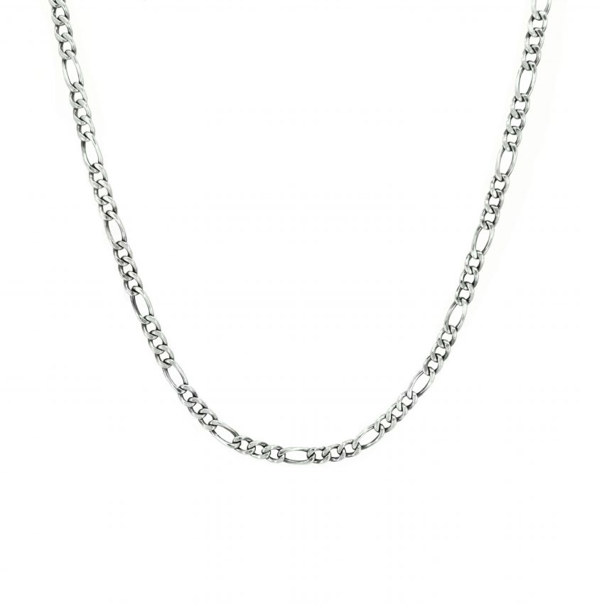 Necklace 3+1 in Silver