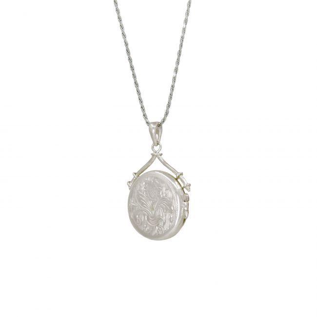 Necklace Memoria in Silver