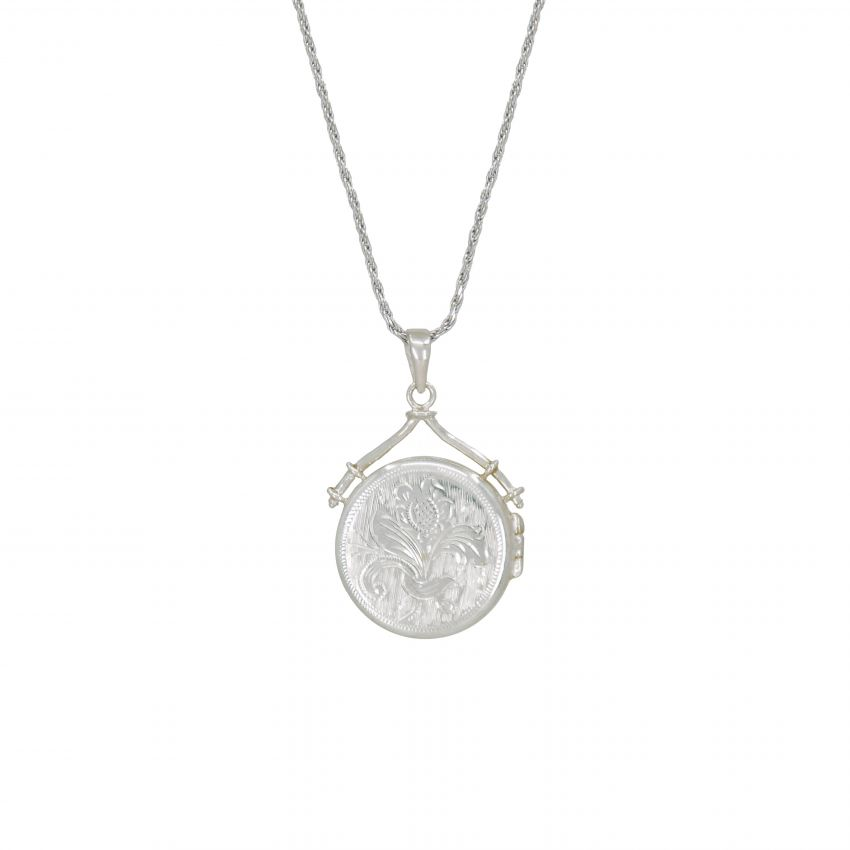 Necklace Memoria in Silver