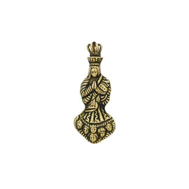 Medalha da Imaculada Conceição em Prata Dourada