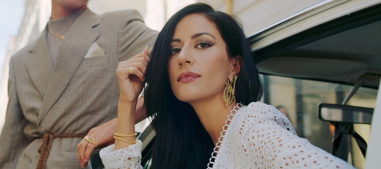 Ana Moura X Portugal Jewels